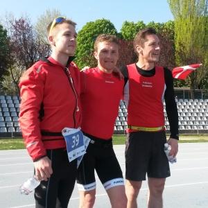 Kim Klitgaard Sørensen, Kim Hansen og Thomas Steenberg-Hansen